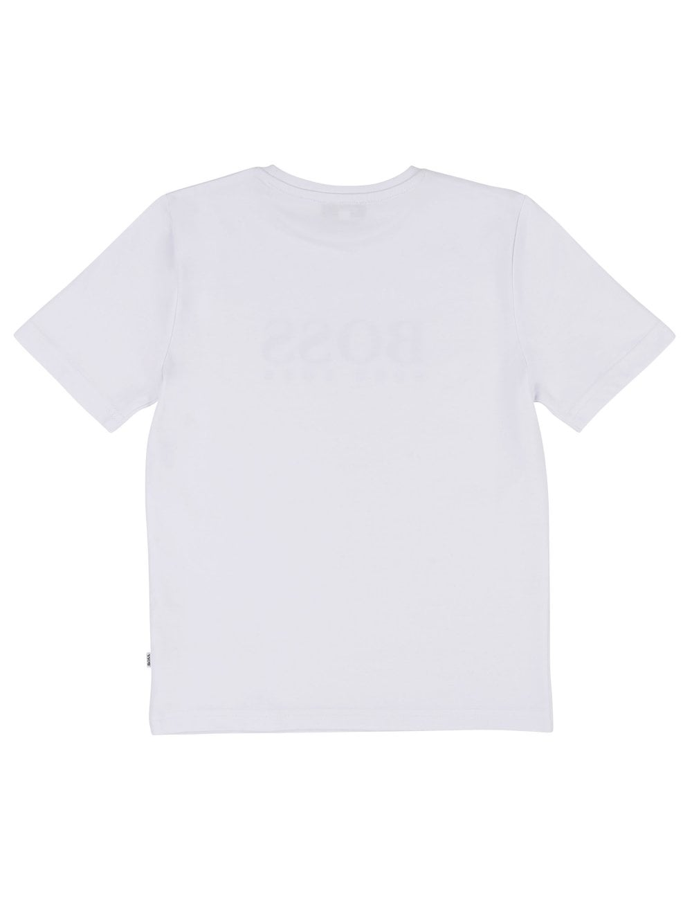 c2c8ed160e6c Hugo Boss Kids Crew Neck Boys Long Sleeve Tee
