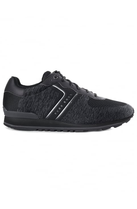 Parkour_Run Men's Knit Trainer