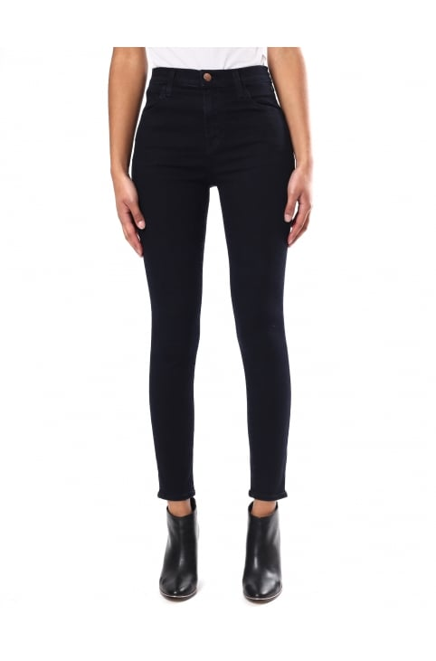 Women's Alana High Rise Crop Skinny Jean