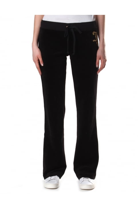 Women's Paisley Del Rey Pant Pitch Black