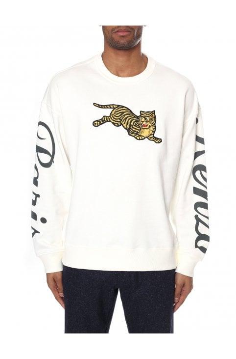 8f442faa8 Jumping Tiger Sweatshirt. Kenzo Men's ...