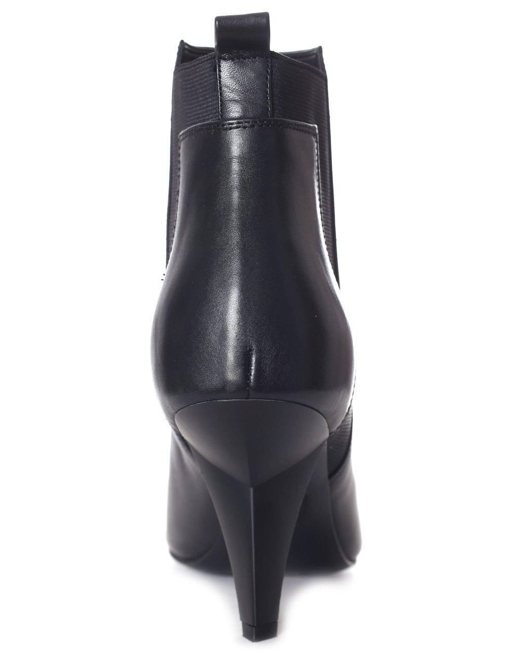 Boot Kylie Leather Mid Viva Length Kendallamp; Women's Ankle 0PnwOk