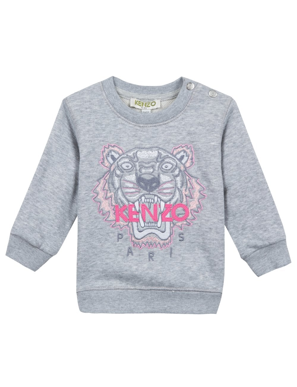 Jg Sweat Tiger Girls Baby Bb Per Kenzo Top qgfSHtwgK