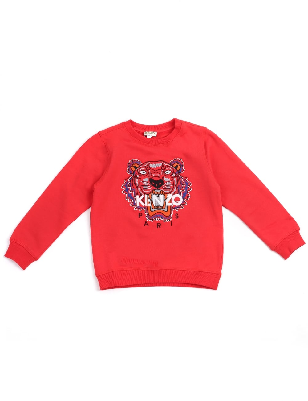 4d6081909 Kenzo Boys Tiger 42 Sweat