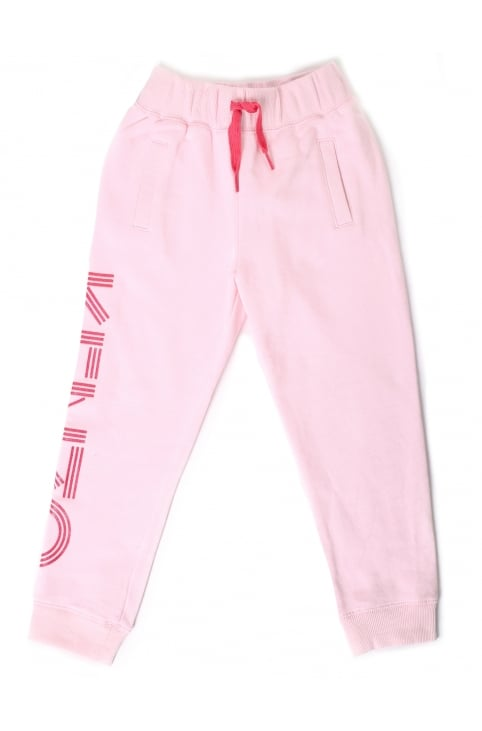Girls Logo 4 Sweat Pants