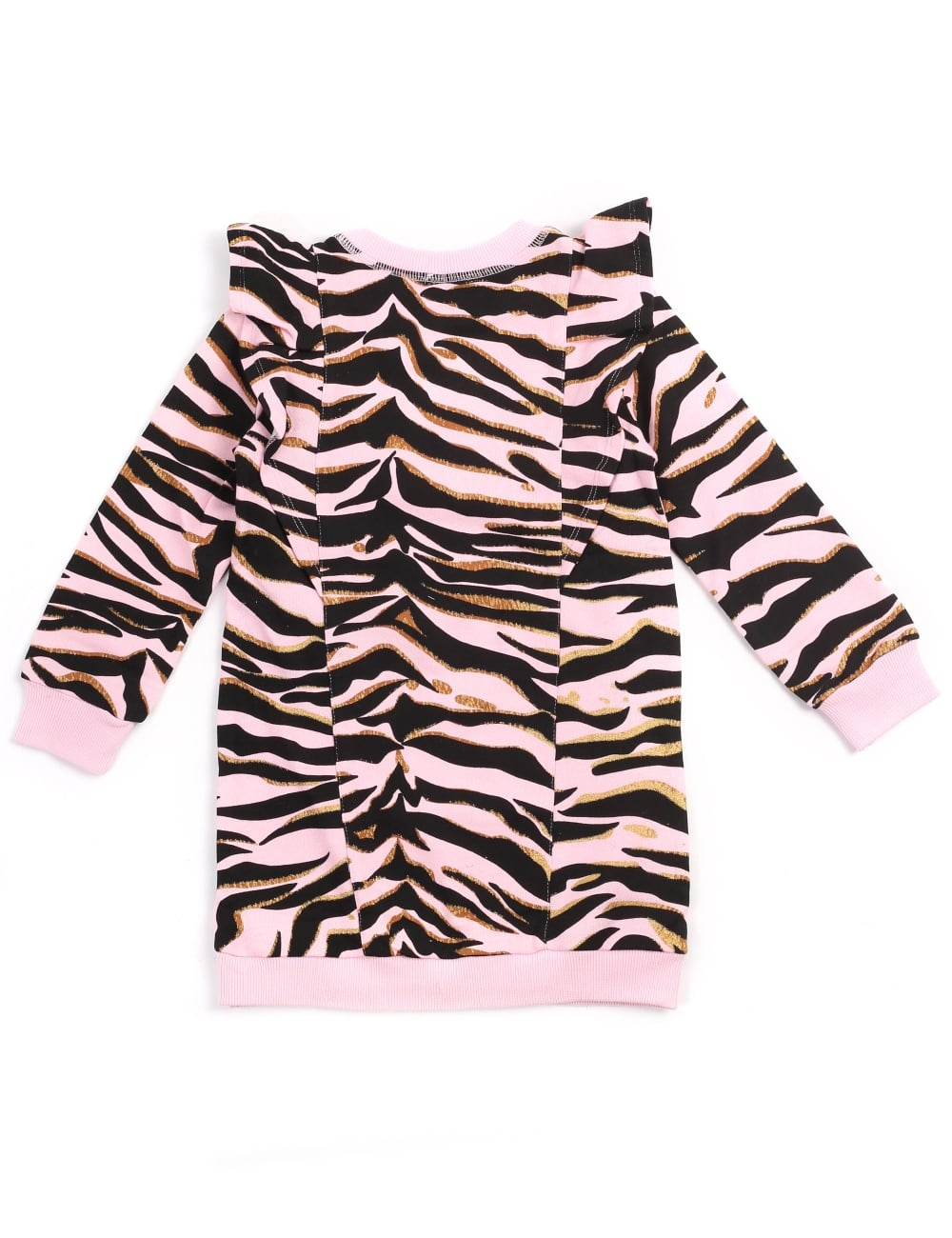 853398b92 Kenzo Girls Tiger 12 SweaterDress