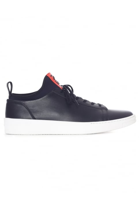 K-City Leather Trainers