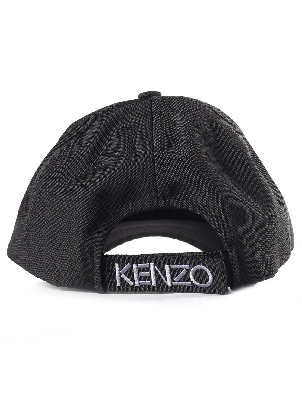 Kenzo Men s Canvas Tiger Cap bb9e4d2b07b