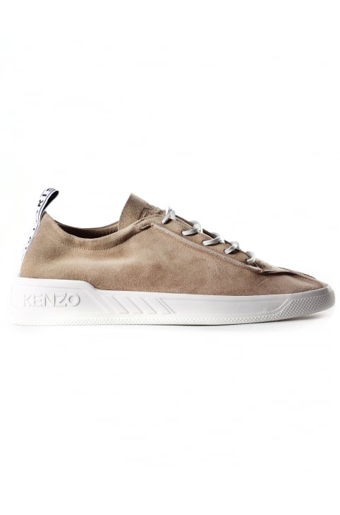 Men's Chad Reversed Suede Trainer Sand