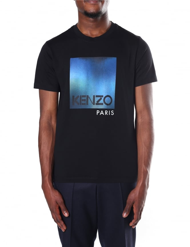Kenzo Men's Degrade Crew Neck Tee