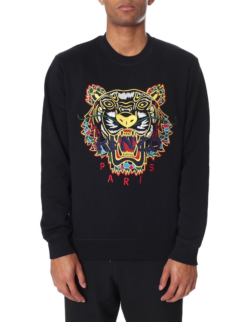 36d48d201942 Kenzo Men s Dragon Tiger Sweatshirt