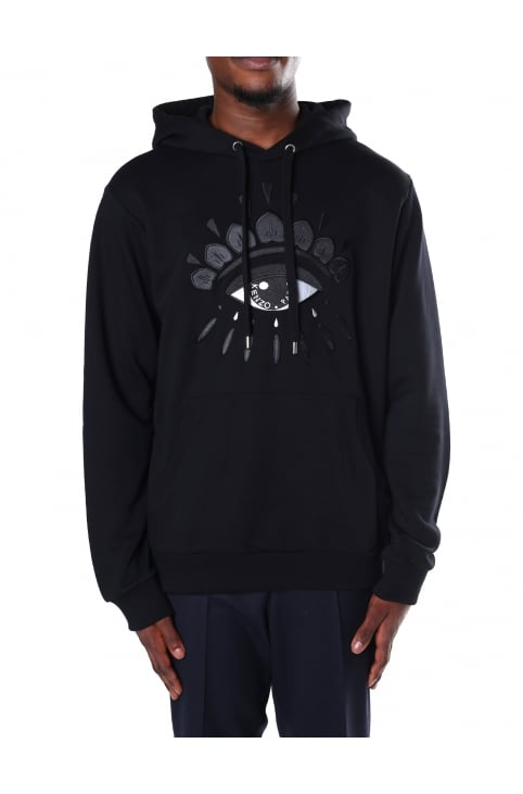 Men's Eye Hooded Sweatshirt