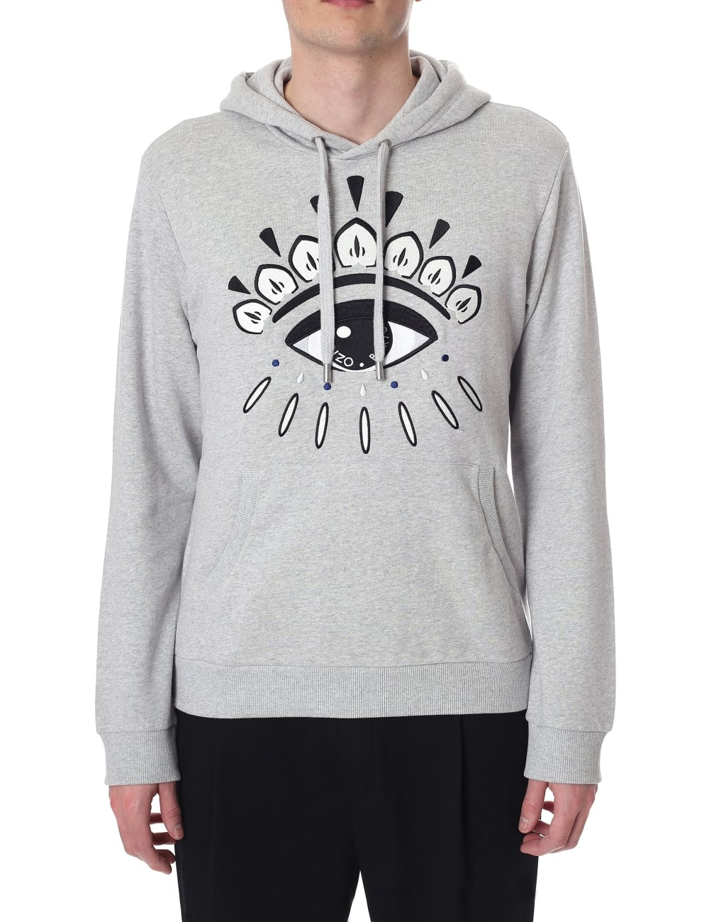 c1c77be40f Kenzo Men's Eye Hoodie