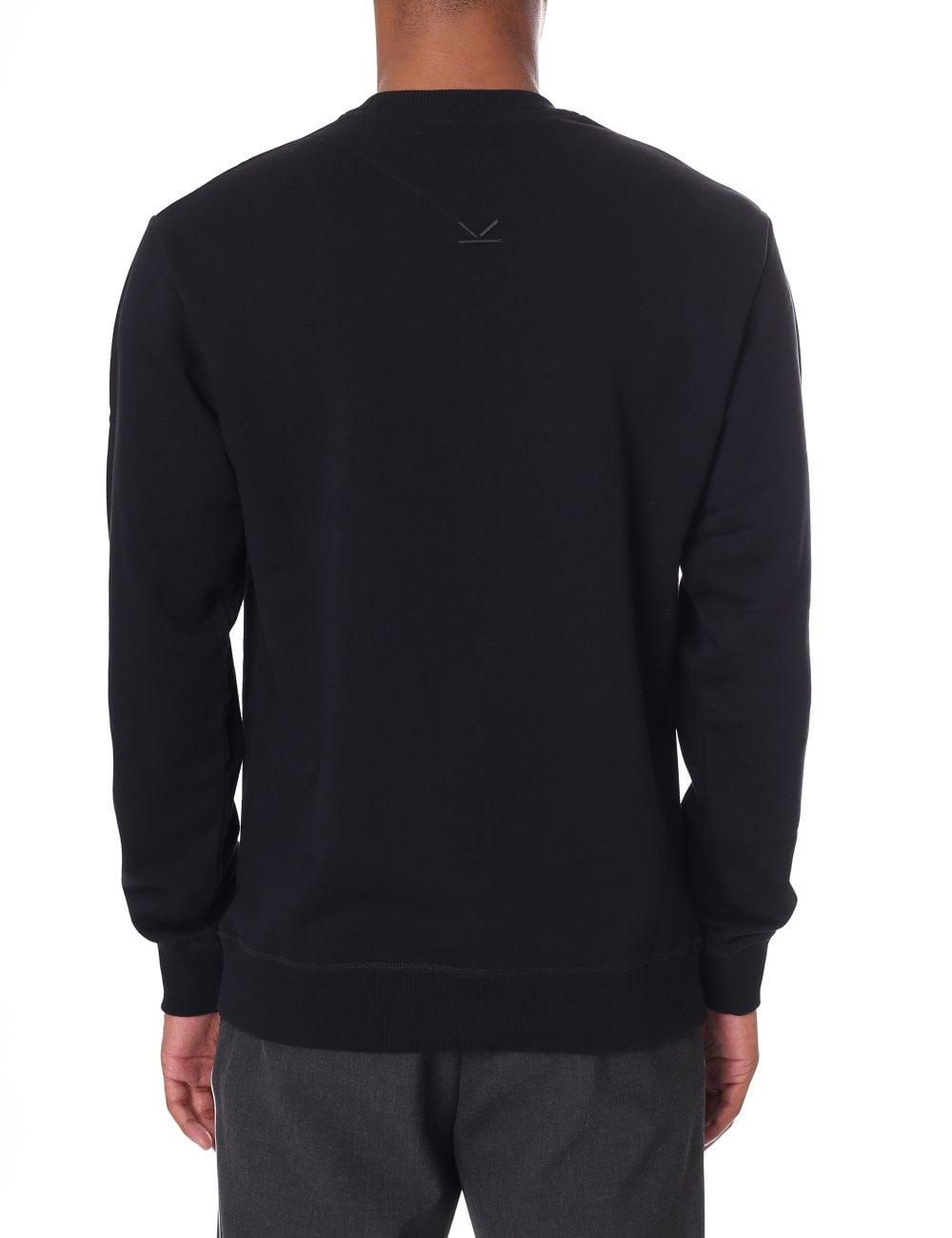 122fc47edc39 Kenzo Men s Indonesian Flow Eye Sweatshirt