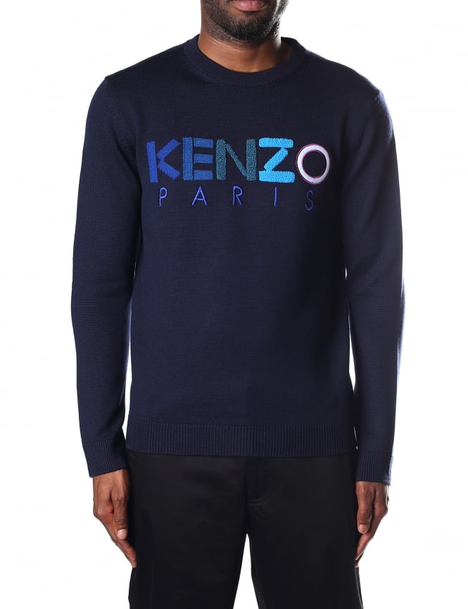 Kenzo Men's Knitted Sweater