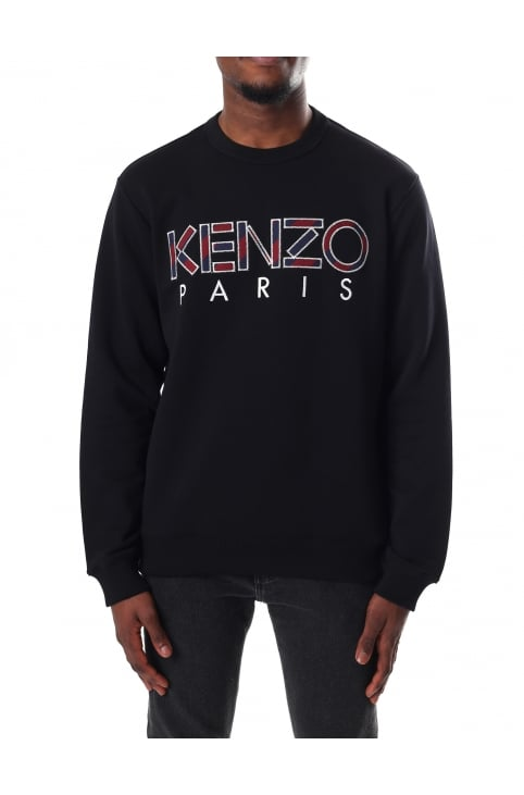 Men's Long Sleeve Paris Sweatshirt