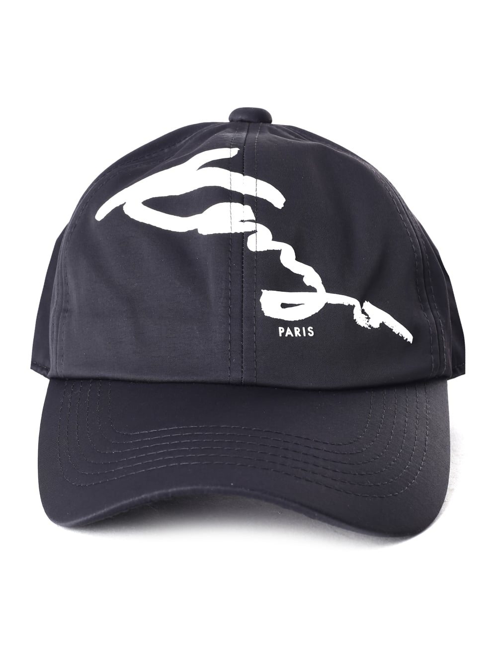 Kenzo Men s Signature Baseball Cap Black c639896d598