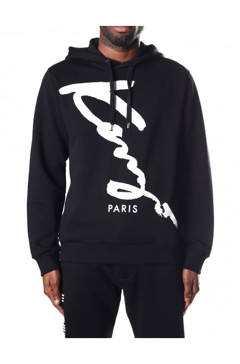 Men's Signature Hooded Sweat Top
