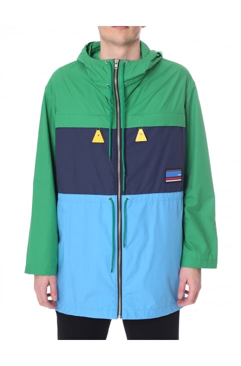 Men's Summer Parka