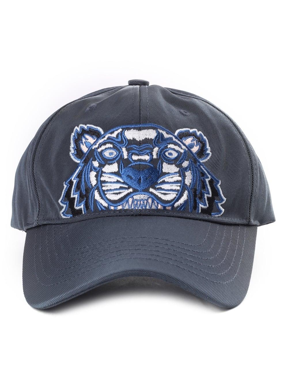 Kenzo Men s Tiger Canvas Hat a2726a65385