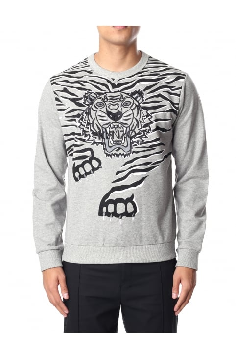 Men's Tiger Claw Sweat Top