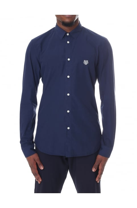 Men's Tiger Crest Urban Slim Fit Shirt