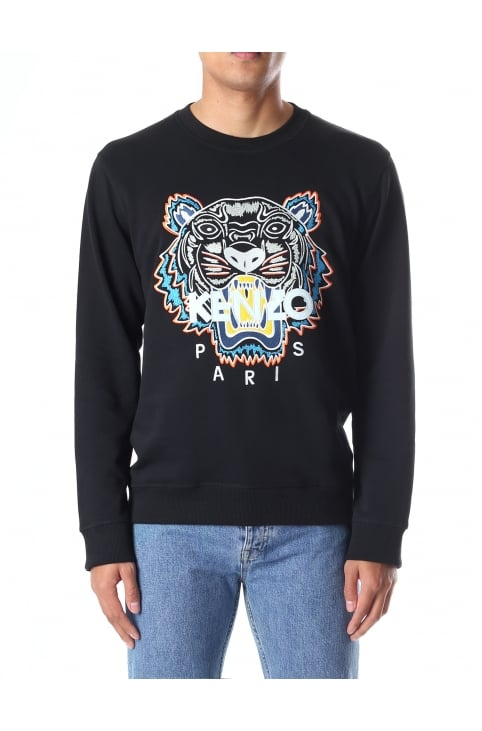 Men's Tiger Sweat Top