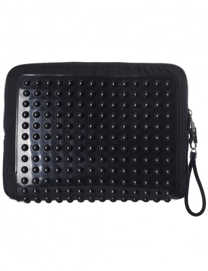 Kenzo Studded Men's Pouch