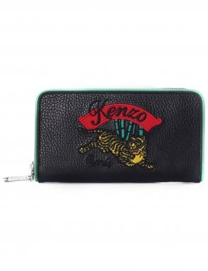 f1e802c6 Kenzo Women's Small K-Bag Leather Wallet. £170.00£141.67. Buy View ·  Women's Continental Wallet