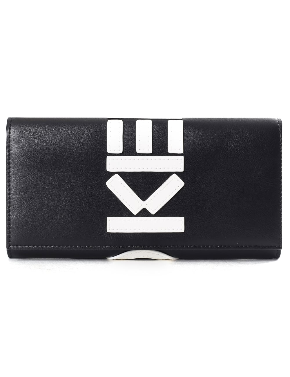 ef0913d7 Kenzo Women's Continental Wallet Black