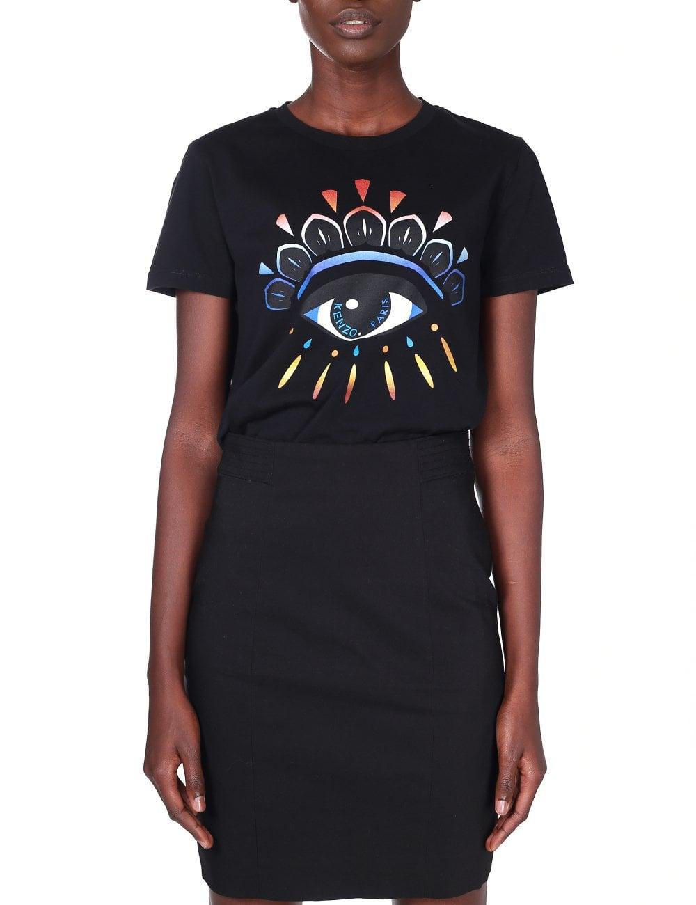 cd480c9920 Women's Gradient Eye T-Shirt