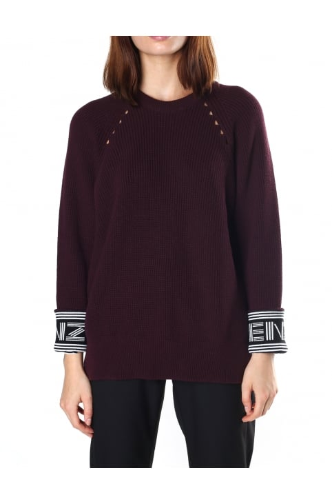 Women's Rib Knit Sweater