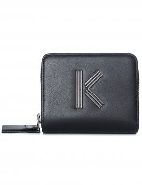 b20a8ca6 Women's Small K-Bag Leather Wallet