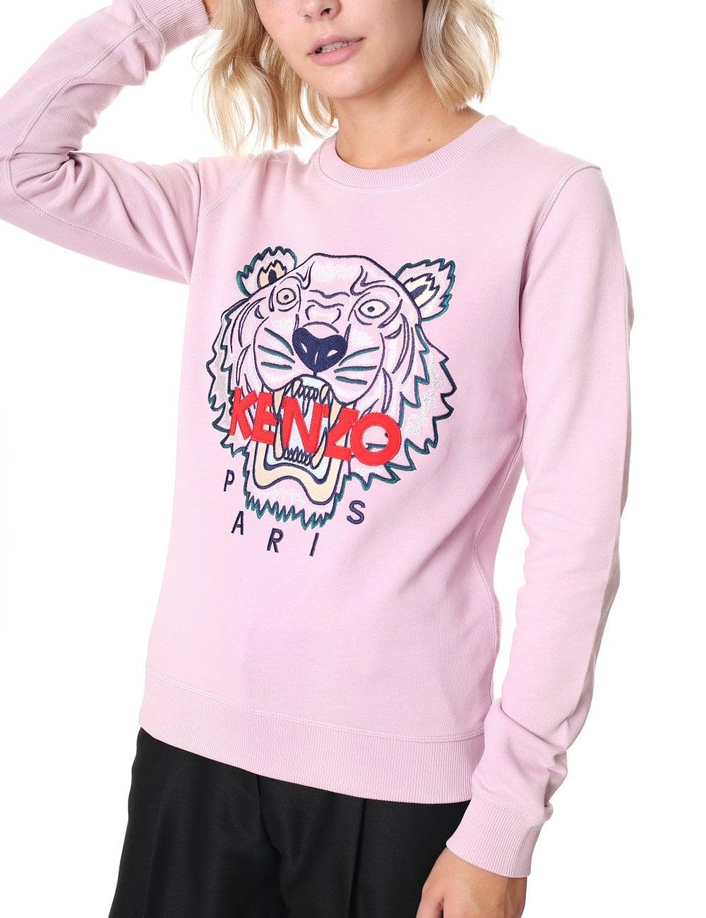 Kenzo Women s Tiger Classic Sweatshirt 2868137746e