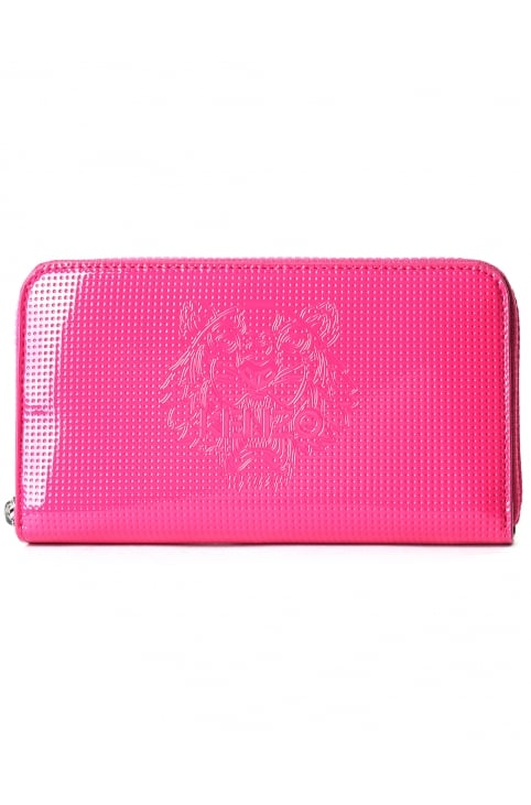 Women's Tiger Continental Wallet