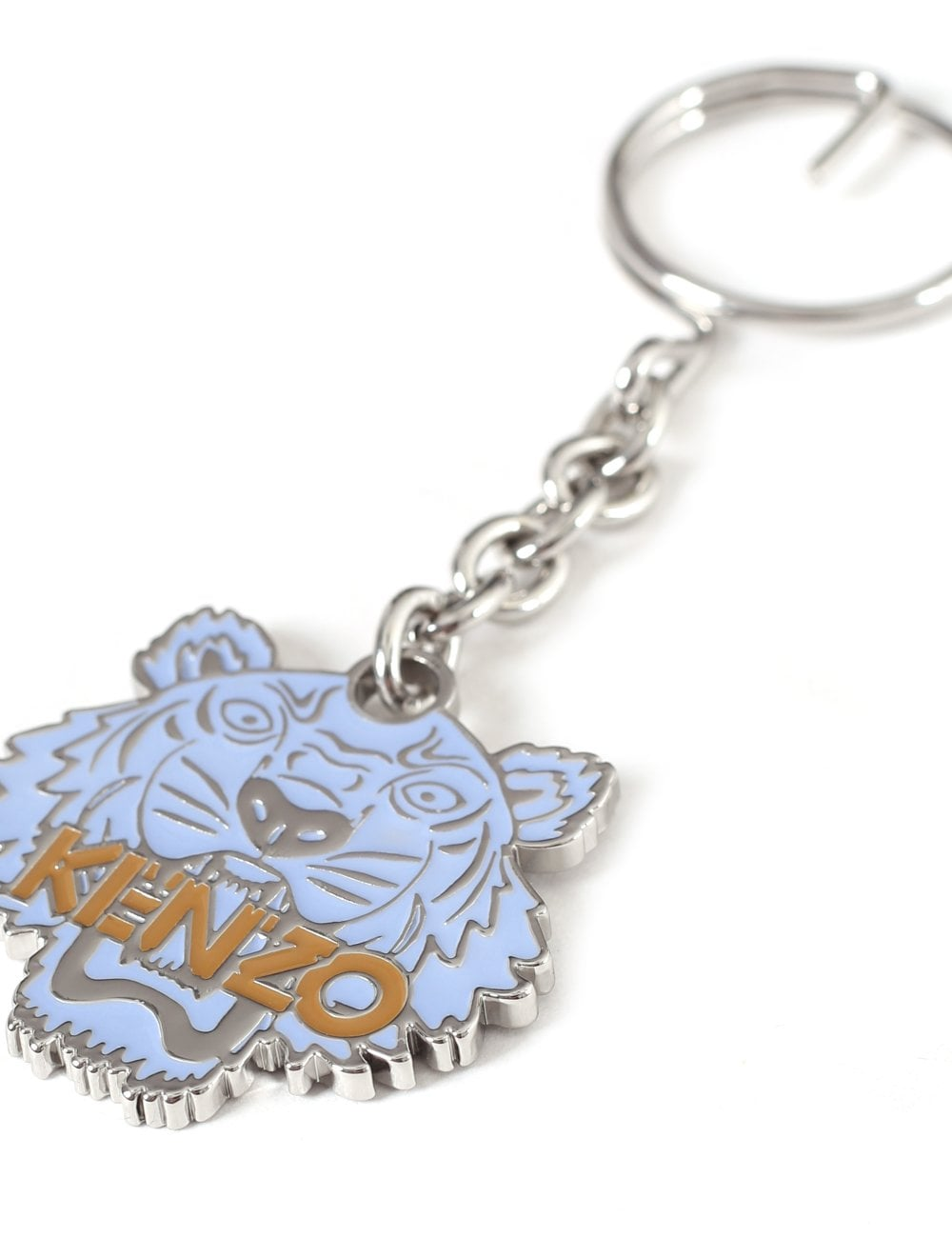 Kenzo Women s Tiger Logo Keyring 2ac25dd90e