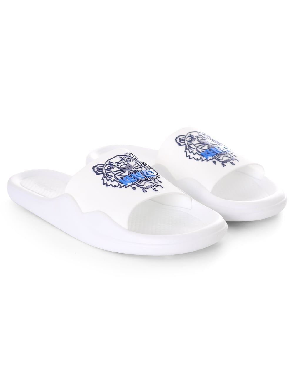 10be495ca597 Kenzo Women s Tiger Slides