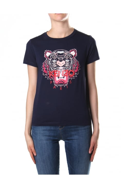 Women's Tiger Tee Ink