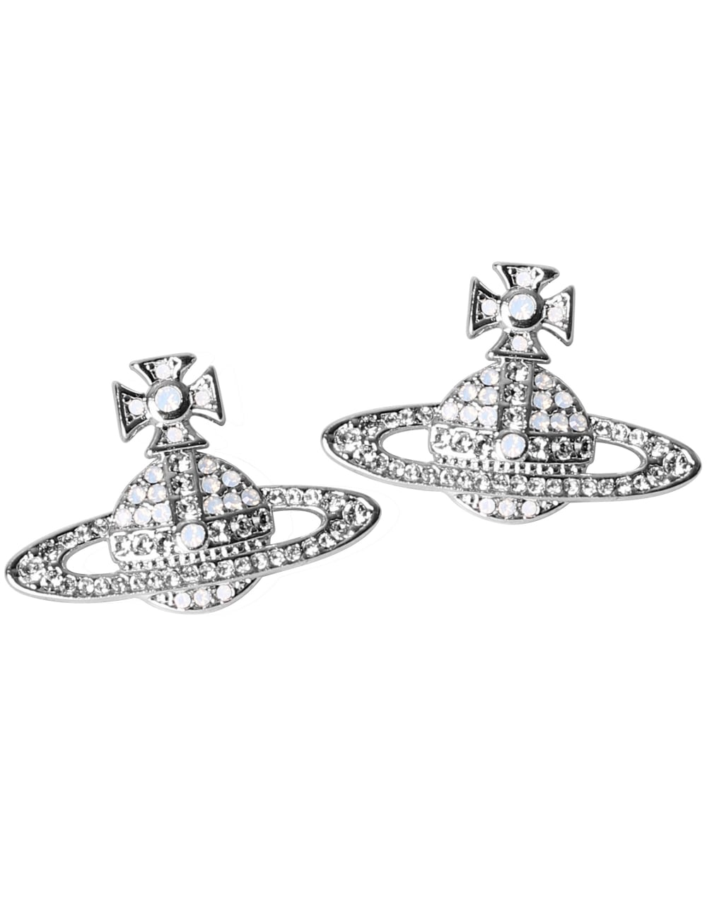 ccd9c8f20 Vivienne Westwood Kika Women's Crystal Orb Stud Earrings