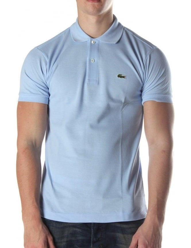 79c2df846ede Lacoste Best Men's Polo Light Blue