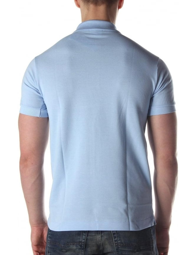 e2d72e5bd Lacoste Best Men s Polo Light Blue