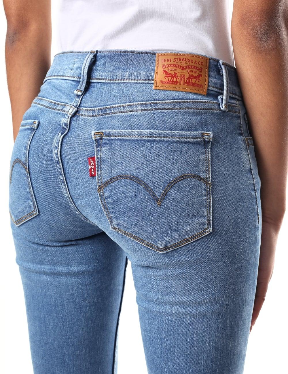 8db1412700e Levi s 710 Hypersculpt Women s Super Skinny Jean