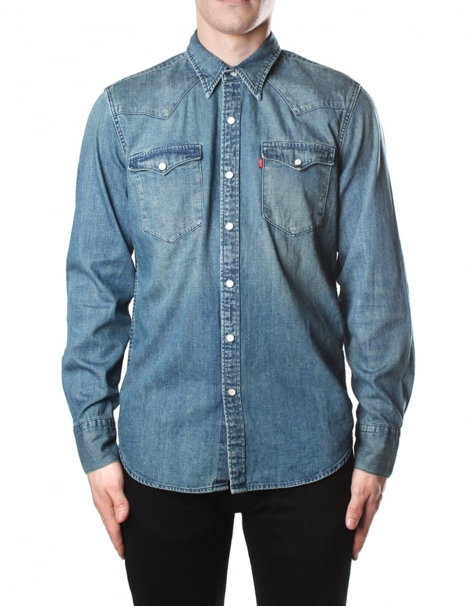 Levi's Barstow Men's Western Shirt