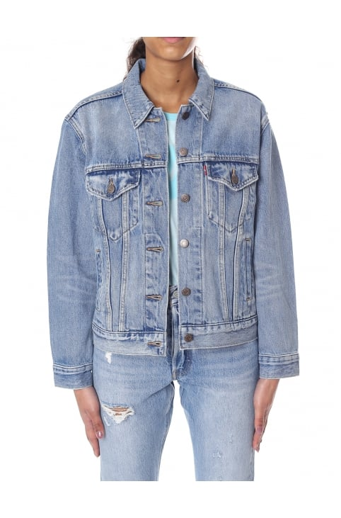 Ex Boyfriend Women's Trucker Jacket