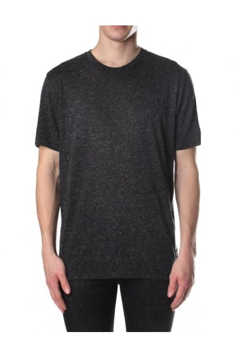 Line 8 Men's For Everyone Tee Jet Black