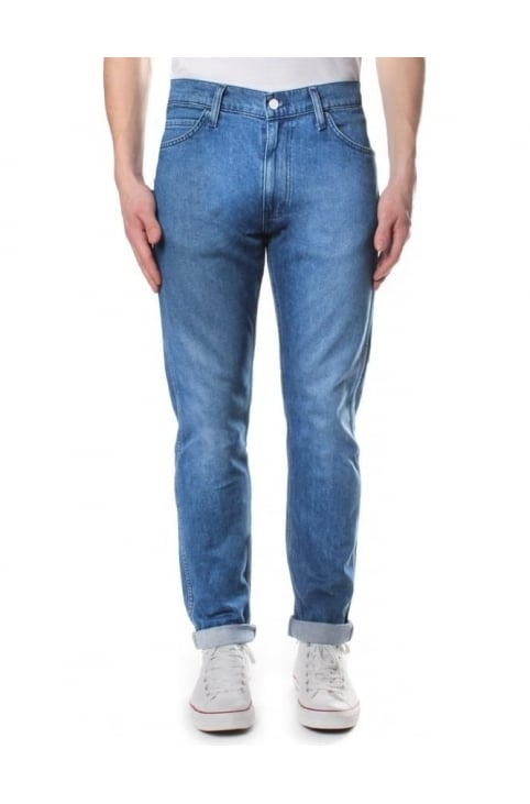 Line 8 Slim Tapered Men's Stretch Jeans