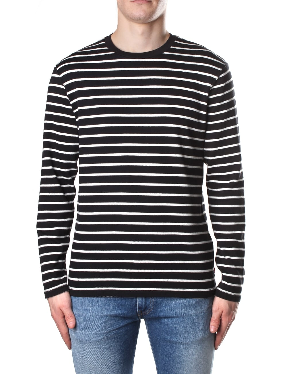 Levi 39 s long sleeve men 39 s mission tee for Online tee shirt companies