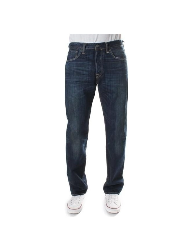 Levi's Men's 501 Smith Station Original Jean