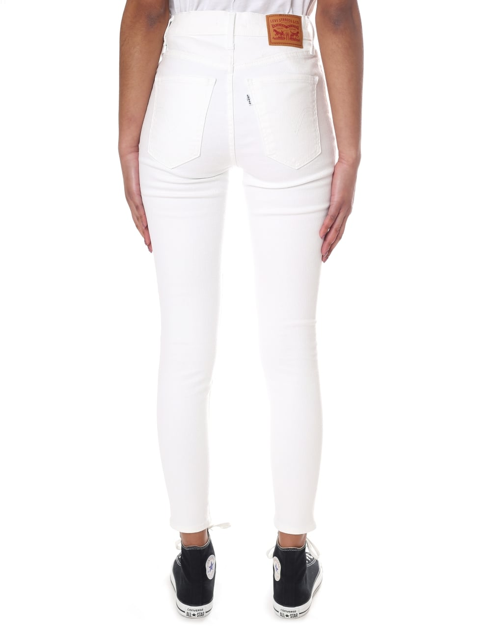 ff1ec638718c41 Levi's Mile High Women's Super Skinny Ankle Jean