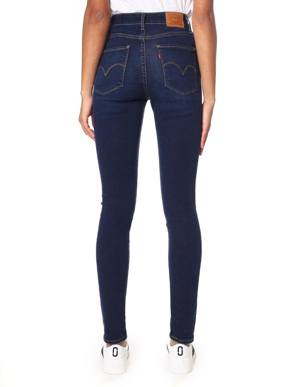 8ac3442d5a Levi's Women's 721 High Rise Skinny Jean